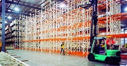 industrial racking services and installation