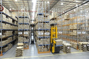 Selective Pallet Racking Systems