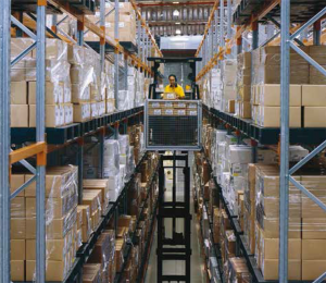 Narrow Aisle Racking or VNA Pallet Racking