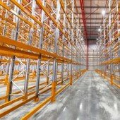 Shelving Corner Protectors for Industrial Racking