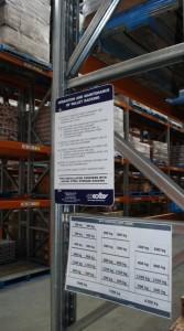 CD CCH Rack Loading Table